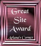 Arlana's Corner Great Site Award