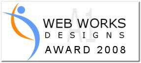 A1 Web Works Designs Award 2008