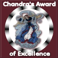 Chandra's Award of Excellence
