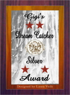 Gigi's Dream Catcher Award: Silver