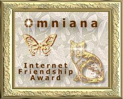 Omniana Internet Friendship Award
