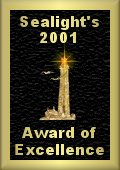 Sealight's Award of Excellence
