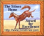 Stines Home Award for Excellence